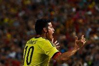 Хамес Родригес, Getty Images