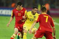 Черногория - Румыния, фото: УЕФА