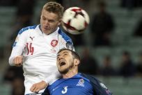 Азербайджан - Чехия, fotbal.cz