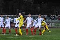 Украина U-21 - Англия U-21, ФФУ