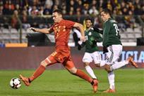Бельгия — Мексика 3:3 Видео голов и обзор матча