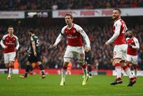 Арсенал — Кристал Пэлас 4:1 Видео голов и обзор матча
