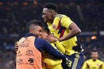 Франция - Колумбия, getty images