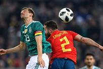 Германия - Испания, getty images