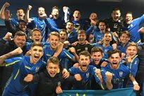 Гол в добавленное время, выведший Украину U-19 на Евро