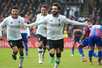 Мохамед Салах забил победный гол, twitter.com/LFC