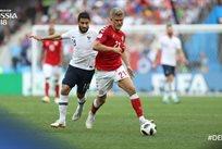 Дания — Франция 0:0 Обзор матча ЧМ-2018