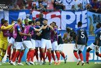 Франция — Аргентина 4:3 Видео голов и обзор матча ЧМ-2018