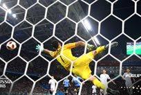 Уругвай — Португалия 2:1 Видео голов и обзор матча ЧМ-2018