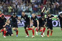 Хорватия — Дания 1:1 Видео голов и обзор матча ЧМ-2018