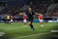Россия — Хорватия 2:2 Видео голов и обзор матча ЧМ-2018
