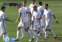 Динамо — Ботошани 1:0 Видео гола и обзор товарищеского матча