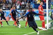 Франция — Бельгия 1:0 Видео гола и обзор матча ЧМ-2018