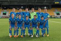 Украина U-19 — Португалия U-19: онлайн видео трансляция матча