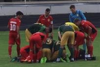 Игрок Буковины потерял сознание, посетил карету Скорой помощи и доиграл матч до конца