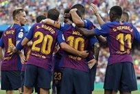 Фото: twitter.com/FCBarcelona