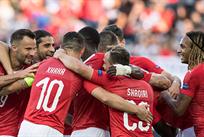 Сборная Швейцарии, football.ch