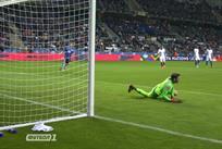 Эстония — Греция 0:1 Видео гола и обзор матча