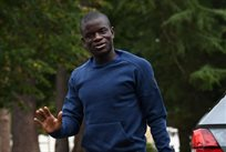 Нголо Канте, twitter.com/ChelseaFC