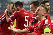 Сборная Венгрии обыграла Грецию