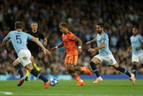 Манчестер Сити — Лион, Getty Images
