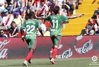 Мубарак Вакасо и Ибаи Гомес, La Liga