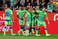 Жирона — Бетис 0:1 Видео гола и обзор матча