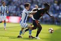 Валенсия обыграла Реал Сосьедад/twitter.com/valenciacf