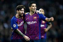 Тоттенхэм — Барселона 2:4 Видео голов и обзор матча