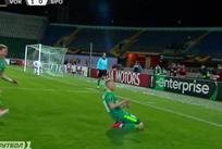 Ворскла — Спортинг 1:2 Видео голов и обзор матча
