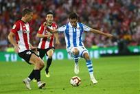 Реал Сосьедад обыграл Атлетик, realsociedad