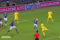 Классный гол Малиновского в ворота сборной Италии