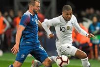 Франция — Исландия 2:2 Видео голов и ообзор матча