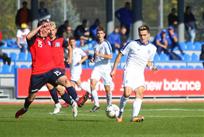 Динамо — Арсенал-Киев 0:1 Видео товарищеского матча