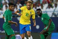 Саудовская Аравия — Бразилия 0:2 Видео голов и обзор матча