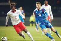 Швейцария обыграла Исландию, twitter.com/SFV_ASF