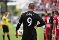 Руни забил юбилейный гол в МЛС шикарным дальним ударом со штрафного