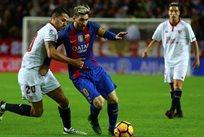 Барселона — Севилья: смотреть онлайн-трансляцию матча Примеры