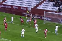 Эффектный гол Зозули в падении через себя в обзоре матча Альбасете — Химнастик (2:0)