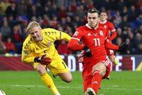 Уэльс — Дания 1:2 Видео голов и обзор матча