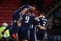 Шотландия — Израиль 3:2 Видео хет-трика Форреста и обзор матча