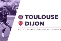 Тулуза — Дижон 2:2 Видео голов и обзор матча
