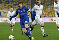 Цыганков открыл счет в матче, фото: ФК Динамо