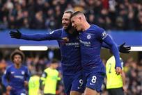 Челси — Хаддерсфилд 5:0 Видео голов и обзор матча