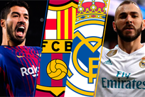 Барселона — Реал Мадрид. Видео-анонс матча