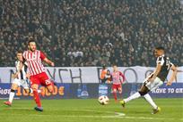 Паок - олимпиакос, twitter.com/PAOK_FC