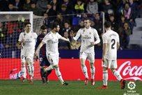 игроки Реала, twitter.com/LaLiga
