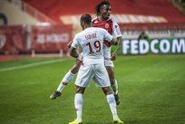 Монако - Лион, twitter.com/AS_Monaco_EN