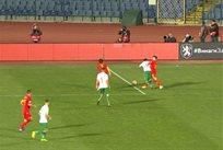 Стиль Кашшаи: французский рефери назначил дикий пенальти в матче Болгария — Черногория