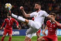 Молдова — Франция 1:4 Видео голов и обзор матча